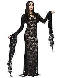Miss Darkness Womens Witch Costume