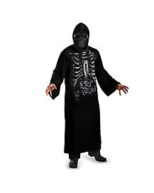 Hooded Reaper Robe Adult Costume