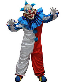 Dammy the Clown Adult Mens Costume