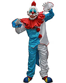 Dummy the Clown Adult Mens Costume