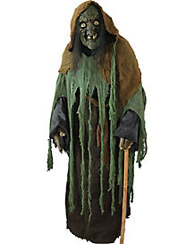 Witch With Mask Men's Costume
