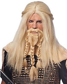 Viking Wig and Beard