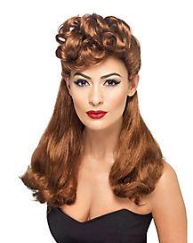 40s Vintage Wig