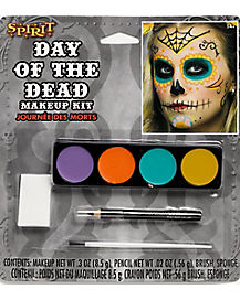 Day of the Dead Sugar Skull Makeup Kit