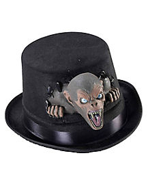 Top Hat With Monkey