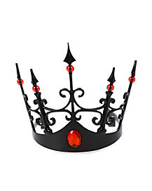 Child Black Crown