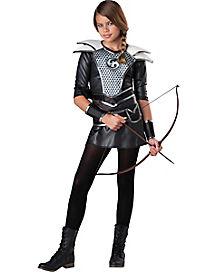 Kids Midnight Huntress Costume