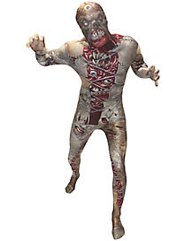 Adult Facelift Skin Suit Costume