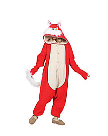 Adult Red Fox Anime Costume