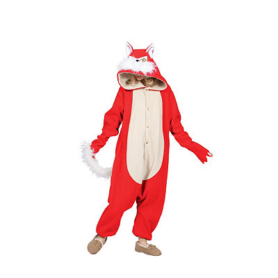 Red Fox Anime Adult Costume