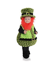 Lil Leprechaun Belly Babies Toddler Costume