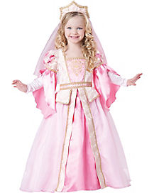 Toddler Pink Princess Costume