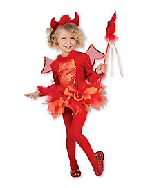 Toddler Deviled Cutie Devil Costume