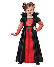 Vampiress Toddler Costume