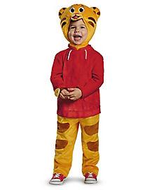 Toddler Daniel Tiger Costume Deluxe - Daniel Tiger's Neighborhood