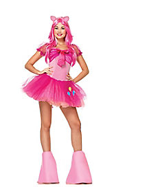 Adult Pinkie Pie Costume - My Little Pony