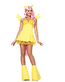 Adult Fluttershy Pony Costume - My Little Pony