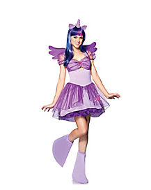 My Little Pony Twilight Sparkle Adult Womens Costume