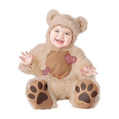 Cuddly Bear Infant Costume