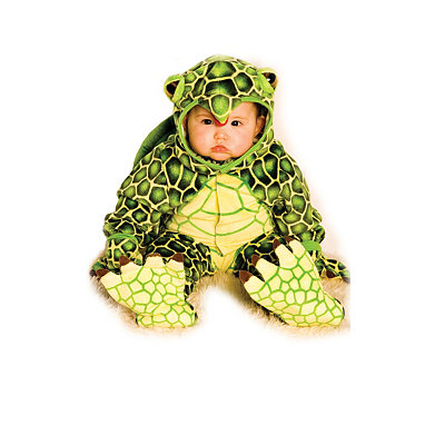 Turtle Infant Costume