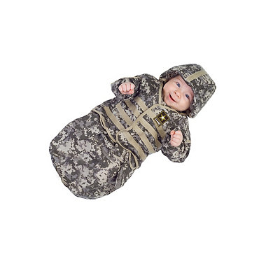U.S. Army Bunting Infant Costume