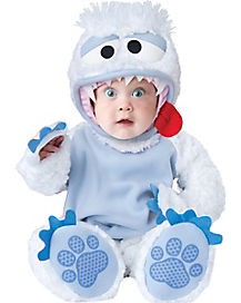 Abonminable Snowbaby Infant Costume