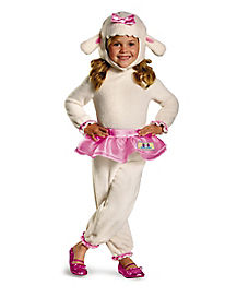Toddler Lambie Costume - Doc McStuffins