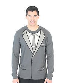 Adult Tuxedo Archer T Shirt- Archer
