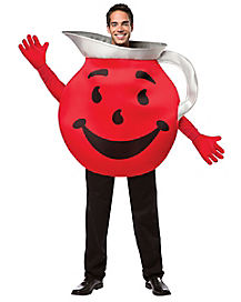 Adult Kool Aid Costume - Kraft