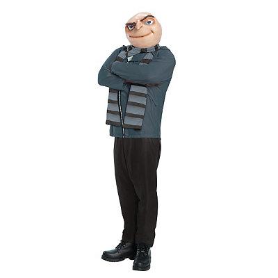 Despicable Me Gru Mens Adult Plus Size Costume