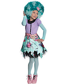 Monster High Honey Swamp Girls Costume