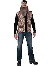 Adult Phil Robertson Costume - Duck Dynasty