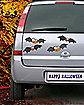 Batty and Britney Car Magnet