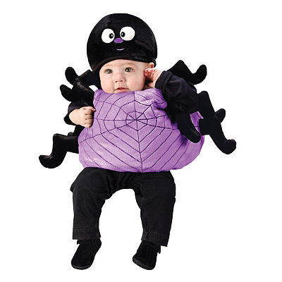 Baby Silly Spider Infant Costume