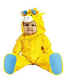 Baby Giraffe One Piece Costume
