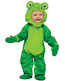 Froggy Toddler Costume