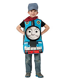 Thomas the Train Deluxe Toddler Costume