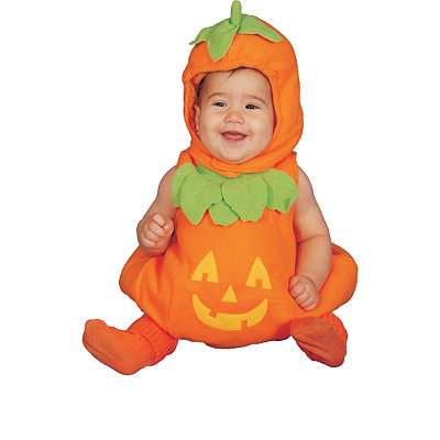 Baby Pumpkin Infant Costume