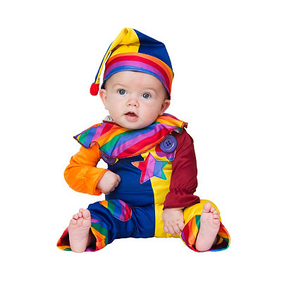 Cutie Clown Infant Costume