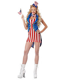 Adult Miss Independence Costume
