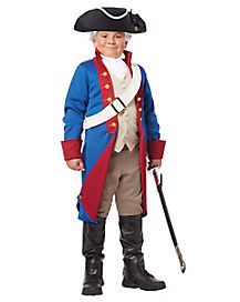American Patriot Child Costume