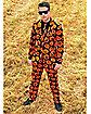 Adult Pumpkin Party Suit
