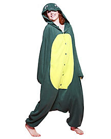 Adult Turtle One-Piece Pajamas