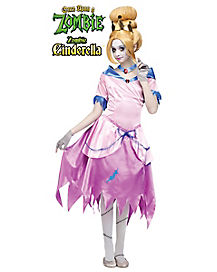 Kids Zombie Cinderella Costume - Once Upon A Zombie