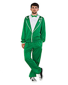 The Irish Traxedo Adult Mens Costume