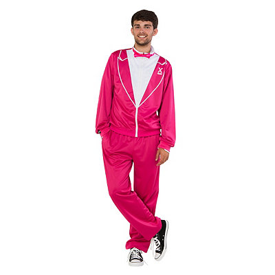 The Flamingo Traxedo Adult Mens Costume