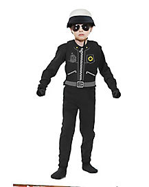 The Cop Child Costume