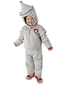 Baby Tin Man Costume - The Wizard of Oz