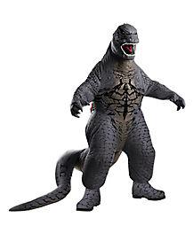 Kids Godzilla Inflatable Costume - Godzilla