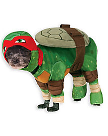 TMNT Raphael Dog Costume - Teenage Mutant Ninja Turtles
